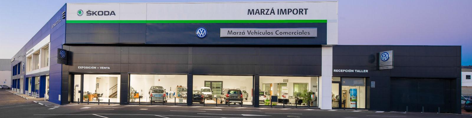 Marza VW Comerciales