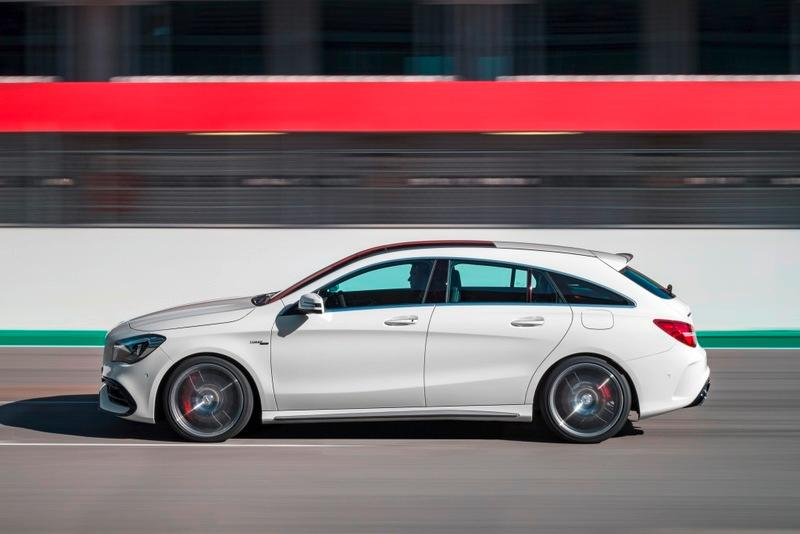 CLA Shooting Brake AMG