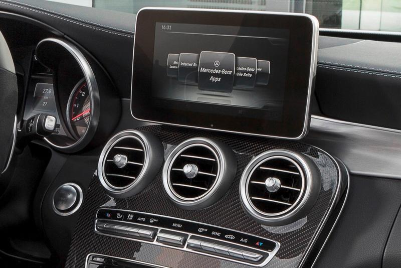 Clase C Cabrio AMG