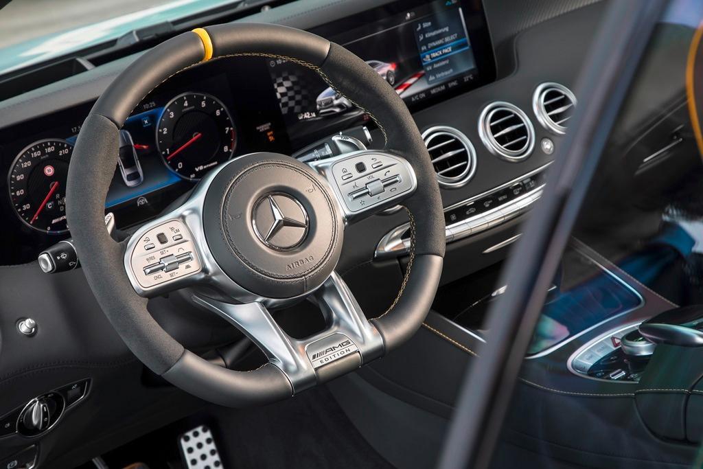 Clase S Coupé AMG
