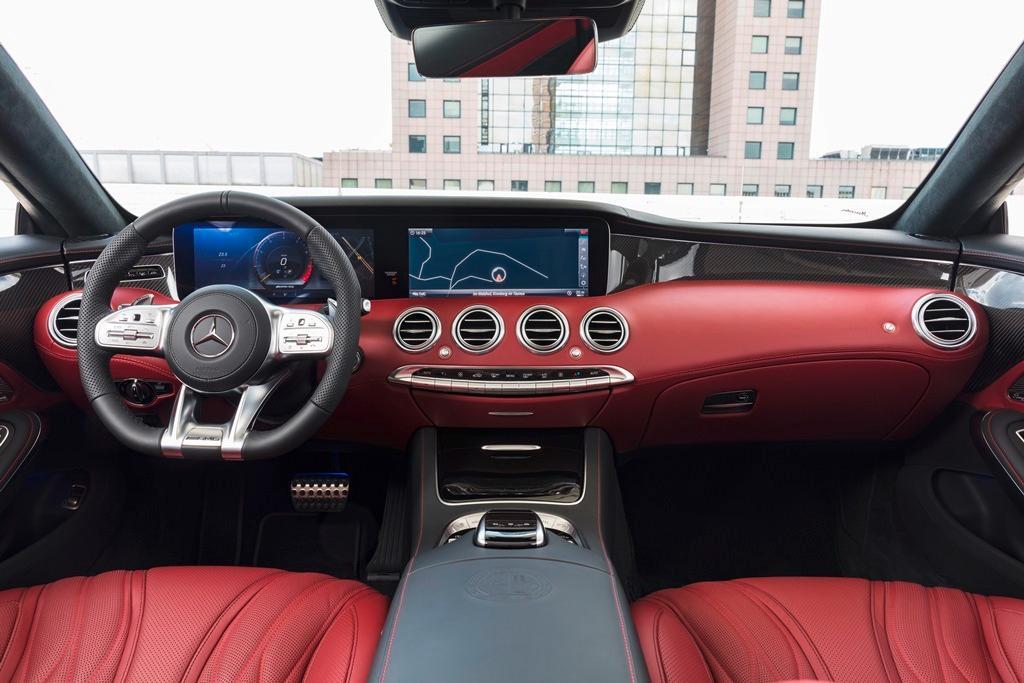 Clase S Cabrio AMG