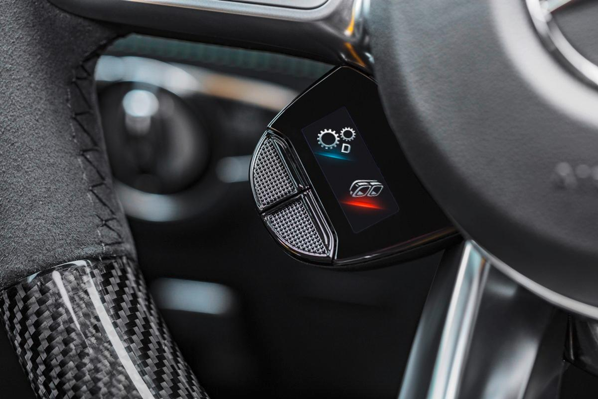 GT AMG Coupé