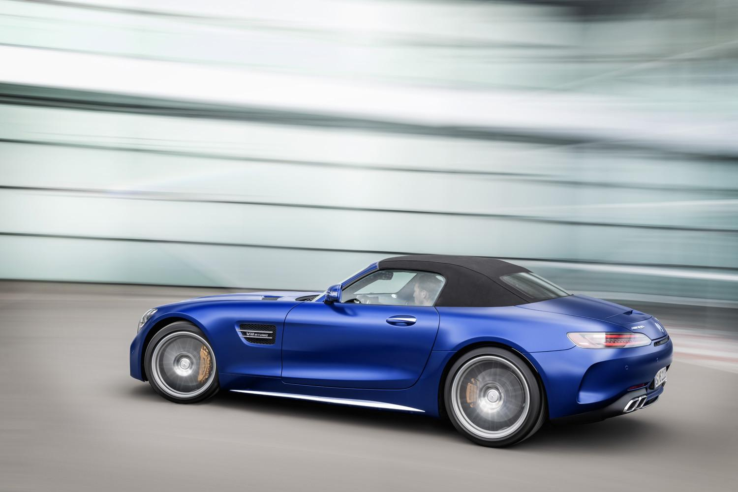 GT AMG Roadster