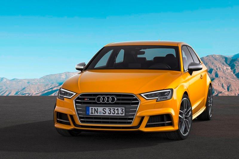 Nuevo Audi S3