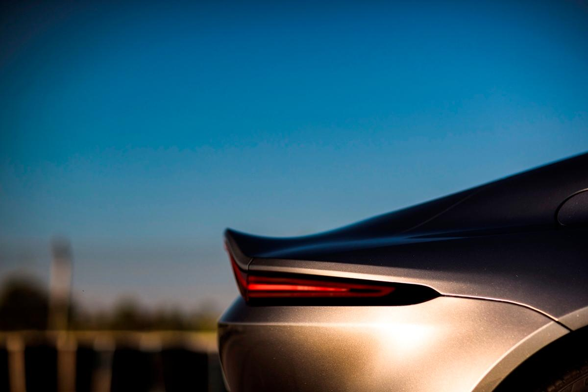 Nuevo Aston Martin Vantage