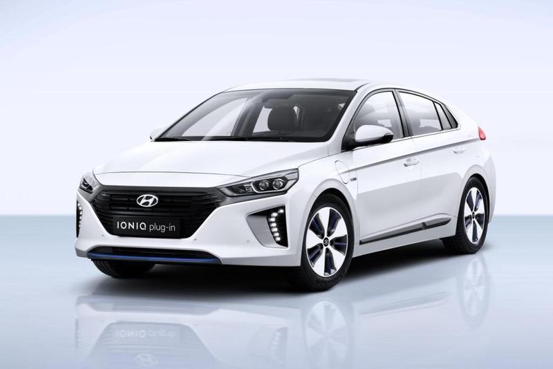 Hyundai Ioniq Híbrido Plug In