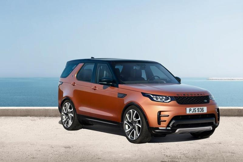 LAND-ROVER Discovery
