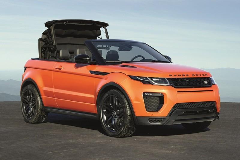 LAND-ROVER Range Rover Evoque Convertible