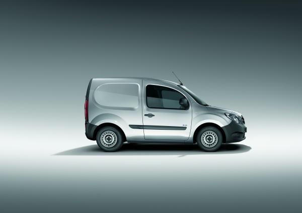 MERCEDES-BENZ INDUSTRIALES CITAN