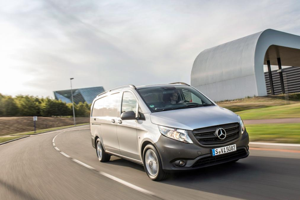 MERCEDES-BENZ INDUSTRIALES VITO