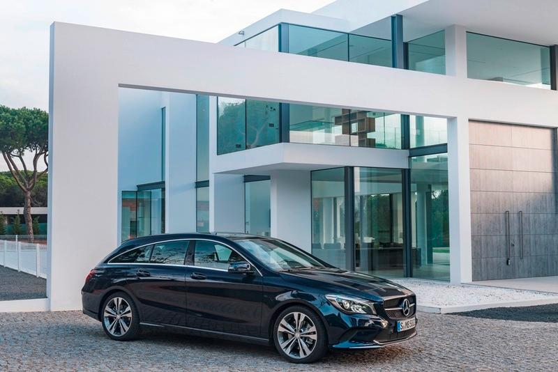 MERCEDES-BENZ Clase CLA Shooting Brake