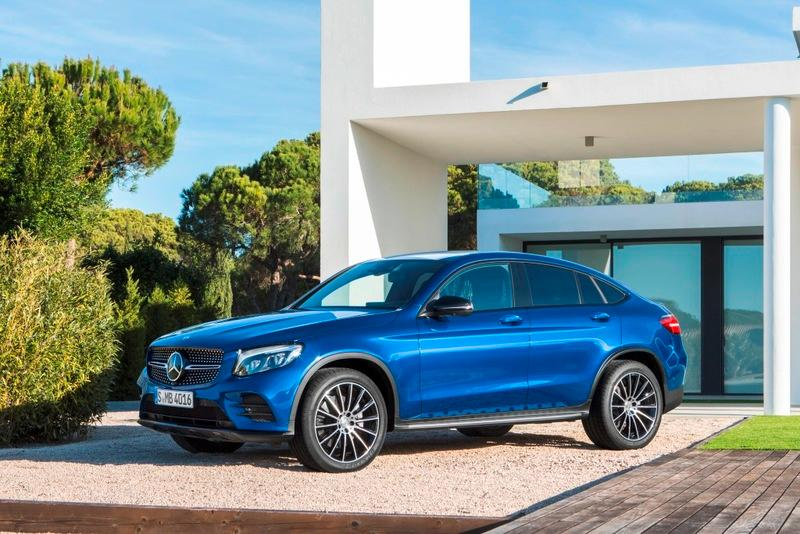 MERCEDES-BENZ Clase GLC Coupé