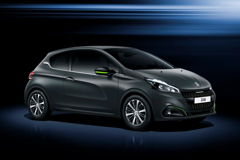 nuevo peugeot 208 desde. Black Bedroom Furniture Sets. Home Design Ideas
