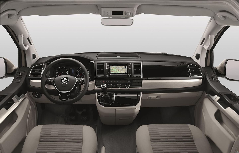 VW COMERCIALES California
