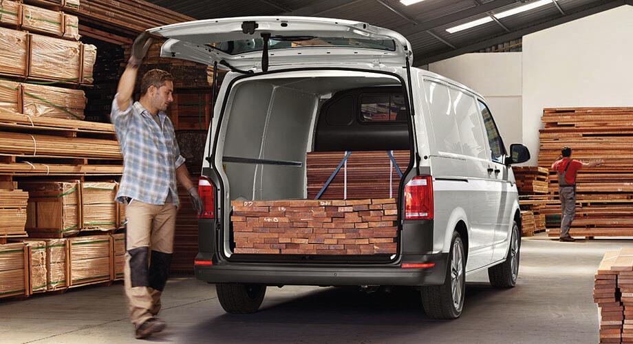 VW Comerciales Transporter