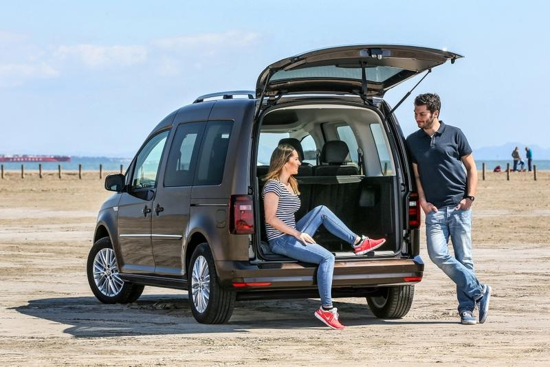 VW Comerciales Caddy