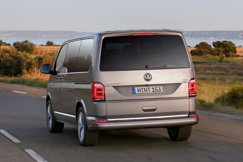 VW-Comerciales Multivan