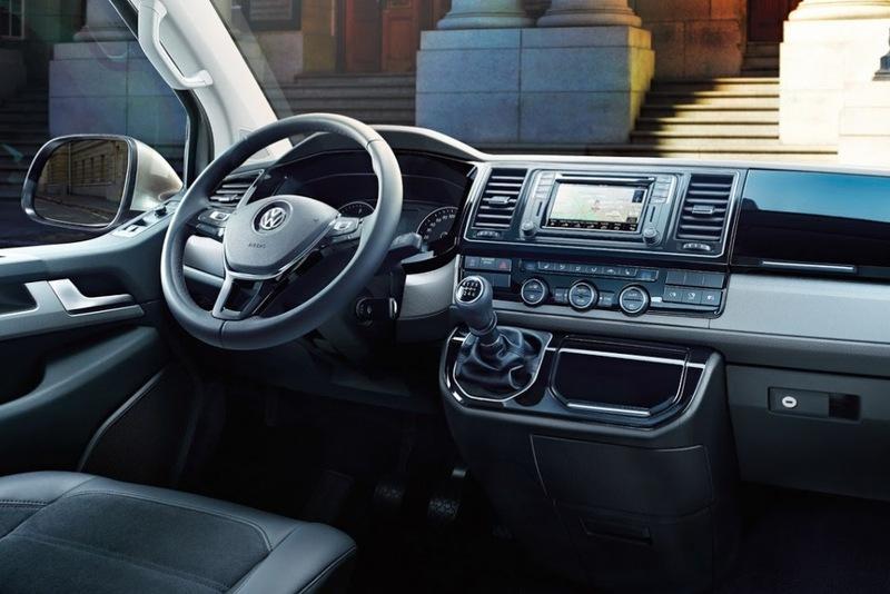 VW COMERCIALES Multivan