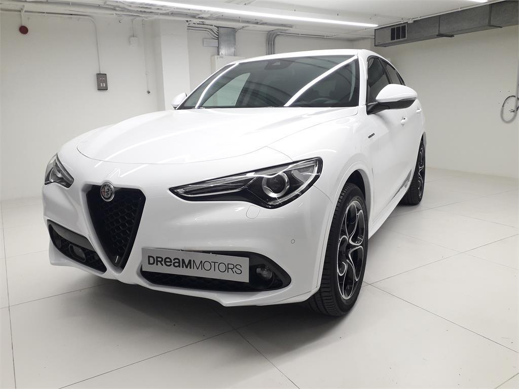 Alfa Romeo STELVIO 2.2 Diésel 154kW (210CV) Veloce Q4
