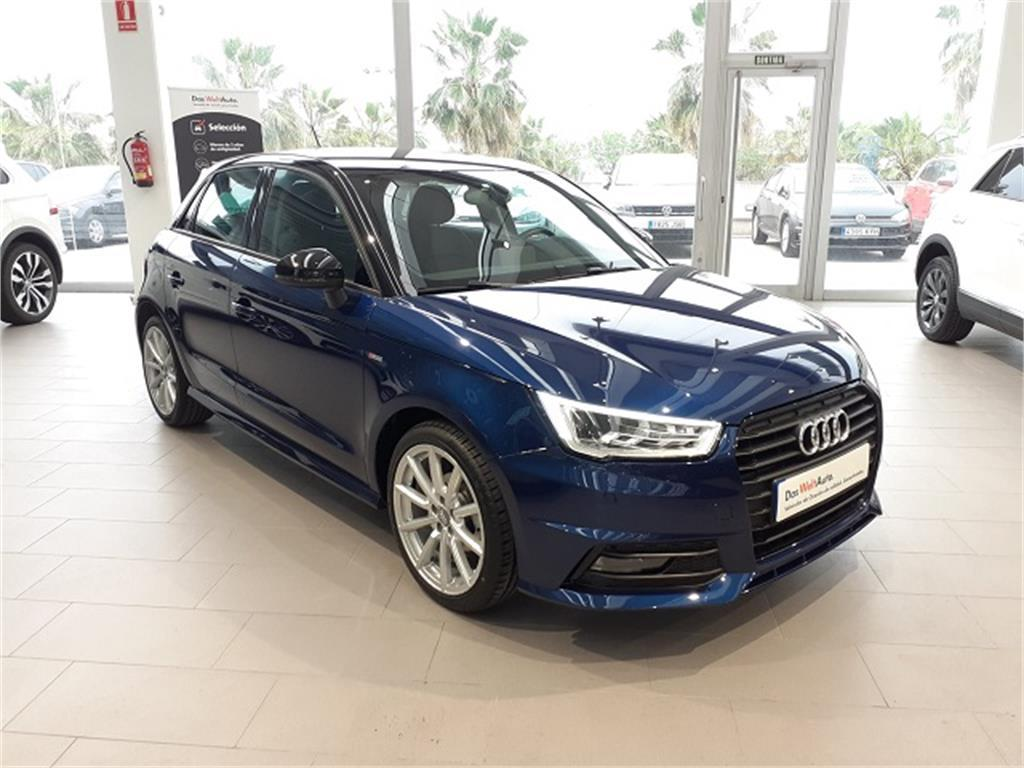 Audi A1 Attracted 1.0 TFSI 70kW S tron Sportback