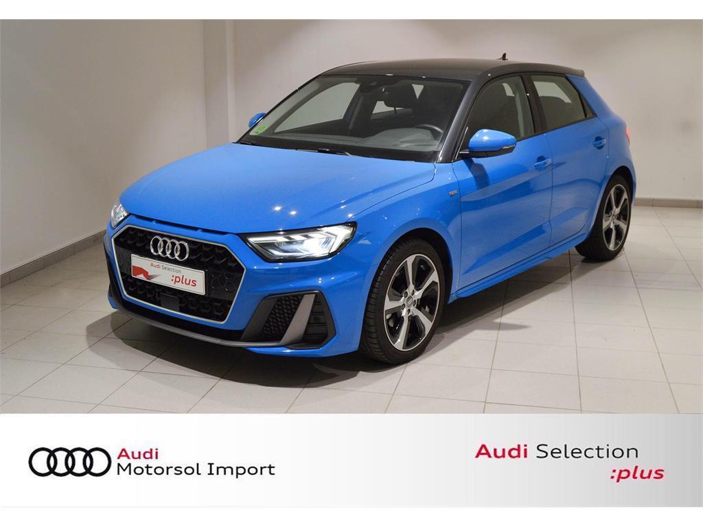 Audi A1 Sportback 30 TFSI S line