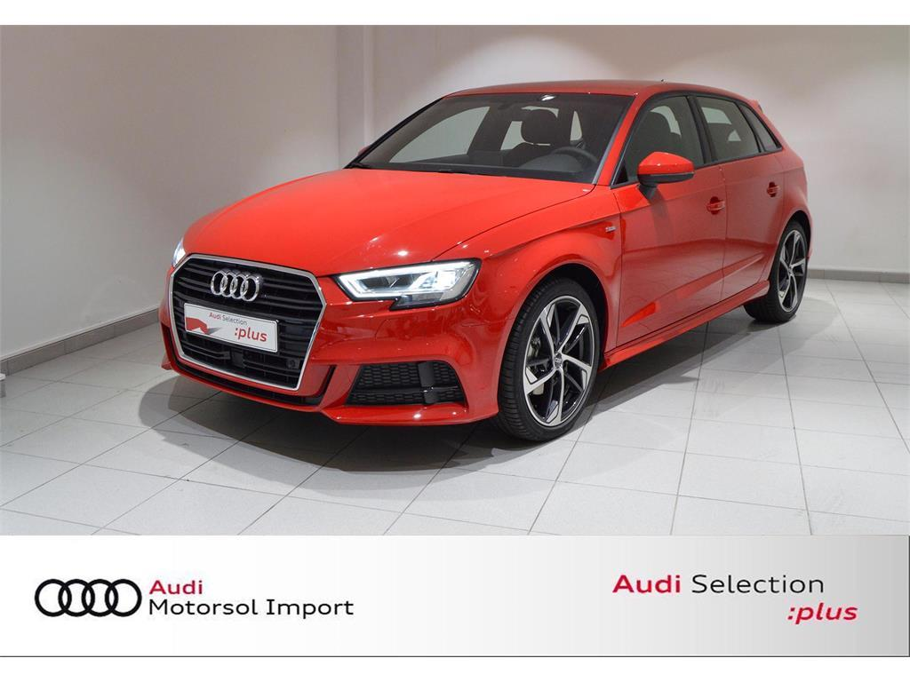 Audi A3 Sportback 35 TDI ALL-IN edition 110kW
