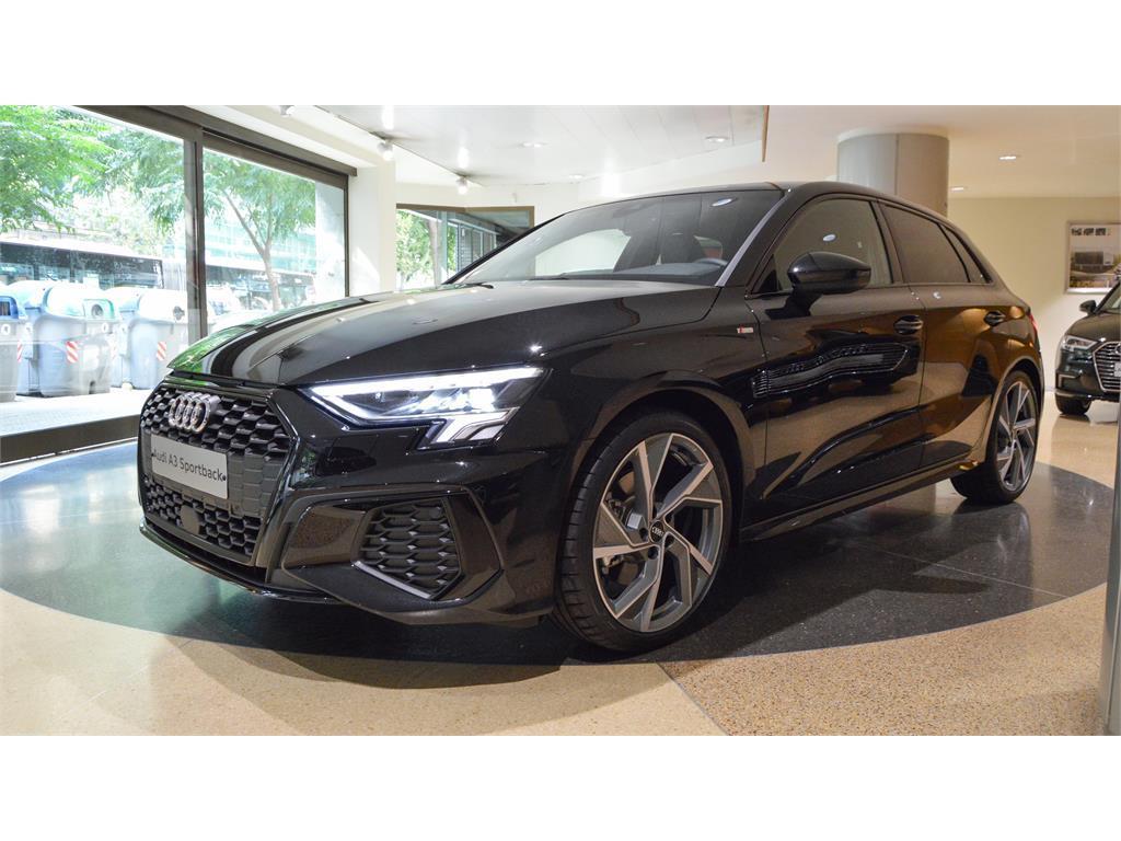 Audi A3 Sportback Launch Edition 35 TFSI 110kW