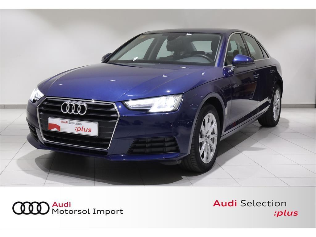 Audi A4 2.0TDI Advanced edition S tronic 110kW