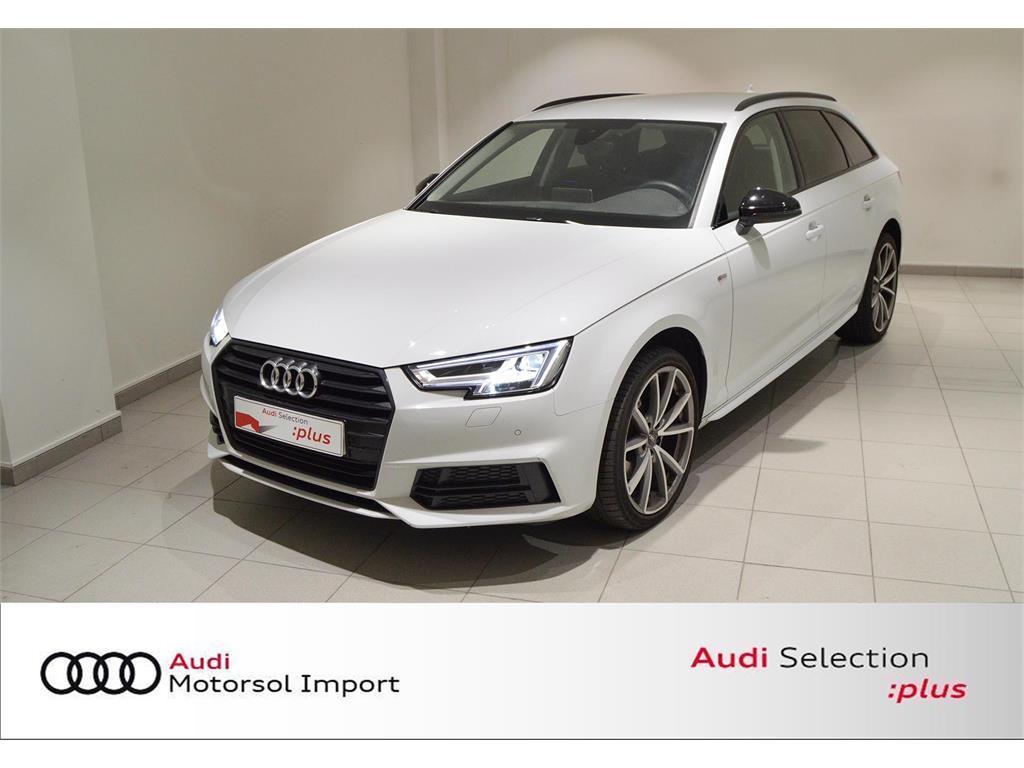Audi A4 Avant 2.0TDI Black line ed. S-T 110kW (0.0)