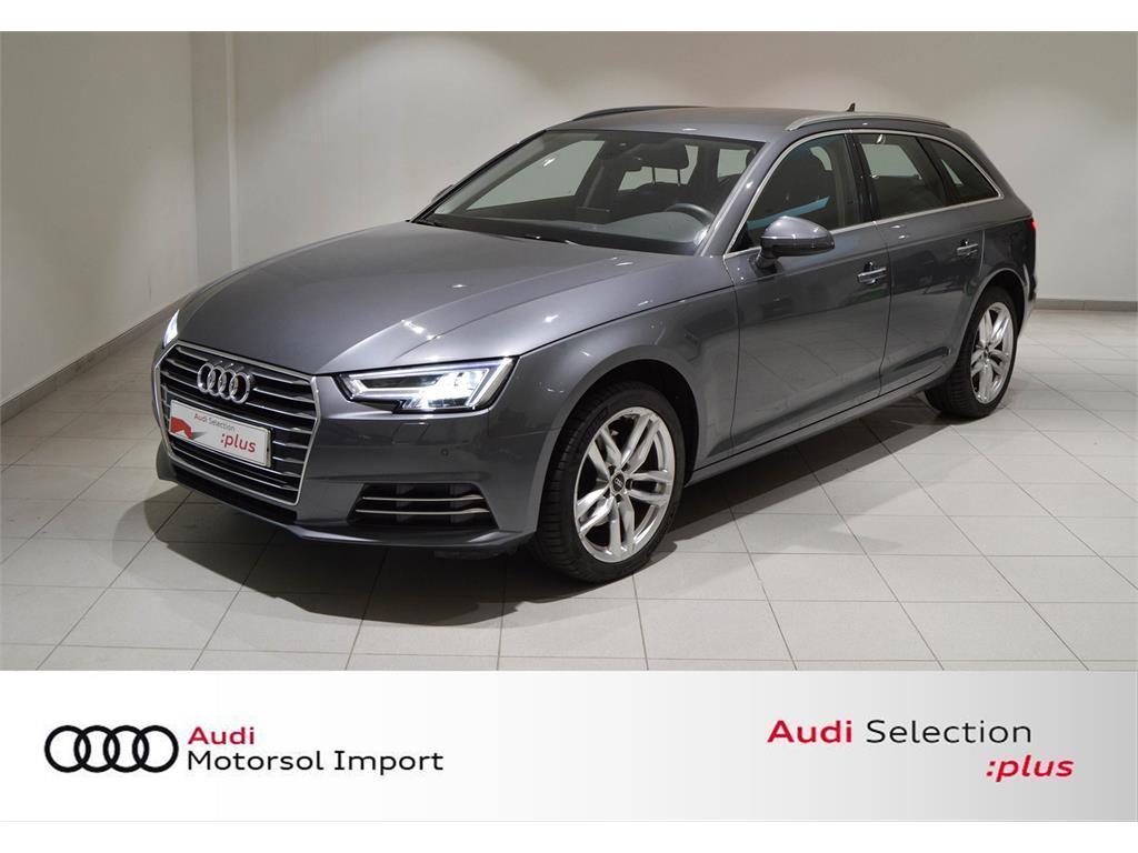 Audi A4 Avant 2.0TDI Design edition 110kW