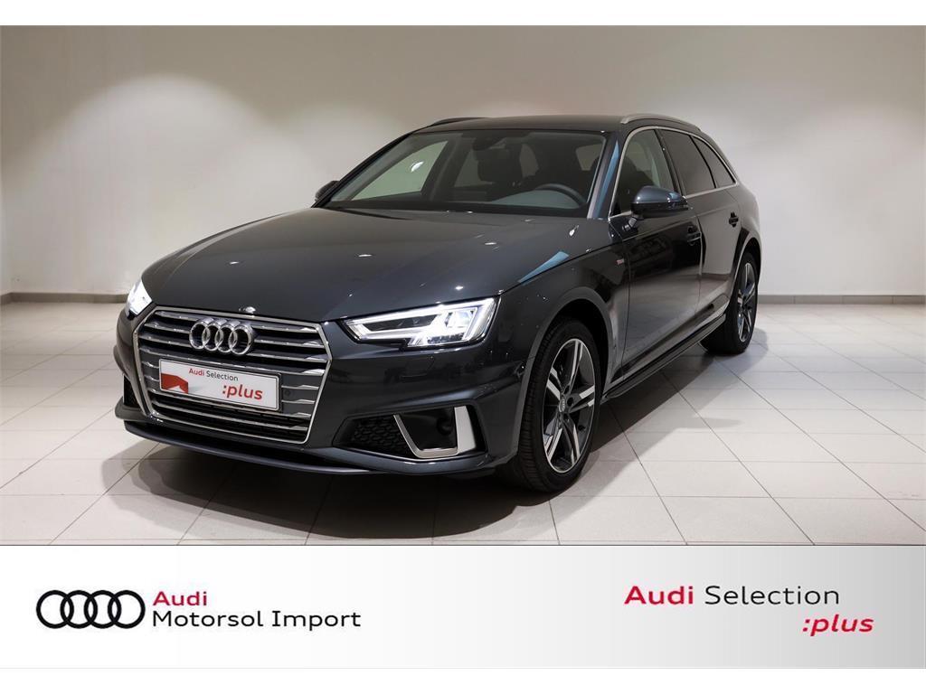 Audi A4 Avant 40 g-tron S line S tronic