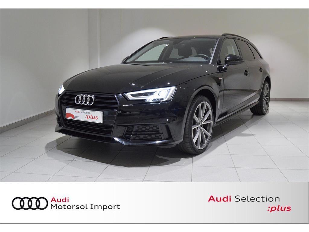 Audi A4 Black line 2.0 TDI 110kW (150CV) Avant