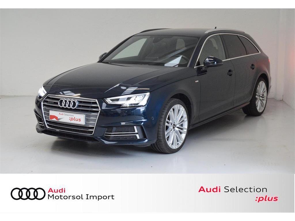 Audi A4 S line ed 3.0 TDI 200kW quatt tipt Avant