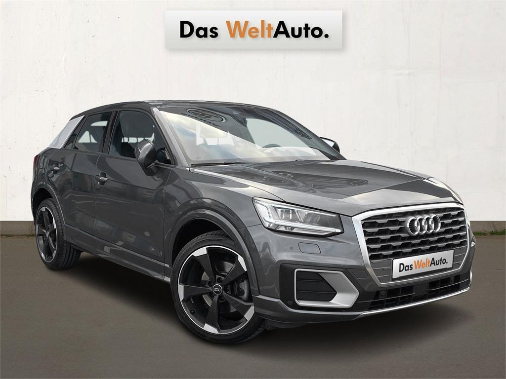 Audi Q2 Advanced 1.4 TFSI 110kW CoD S tronic