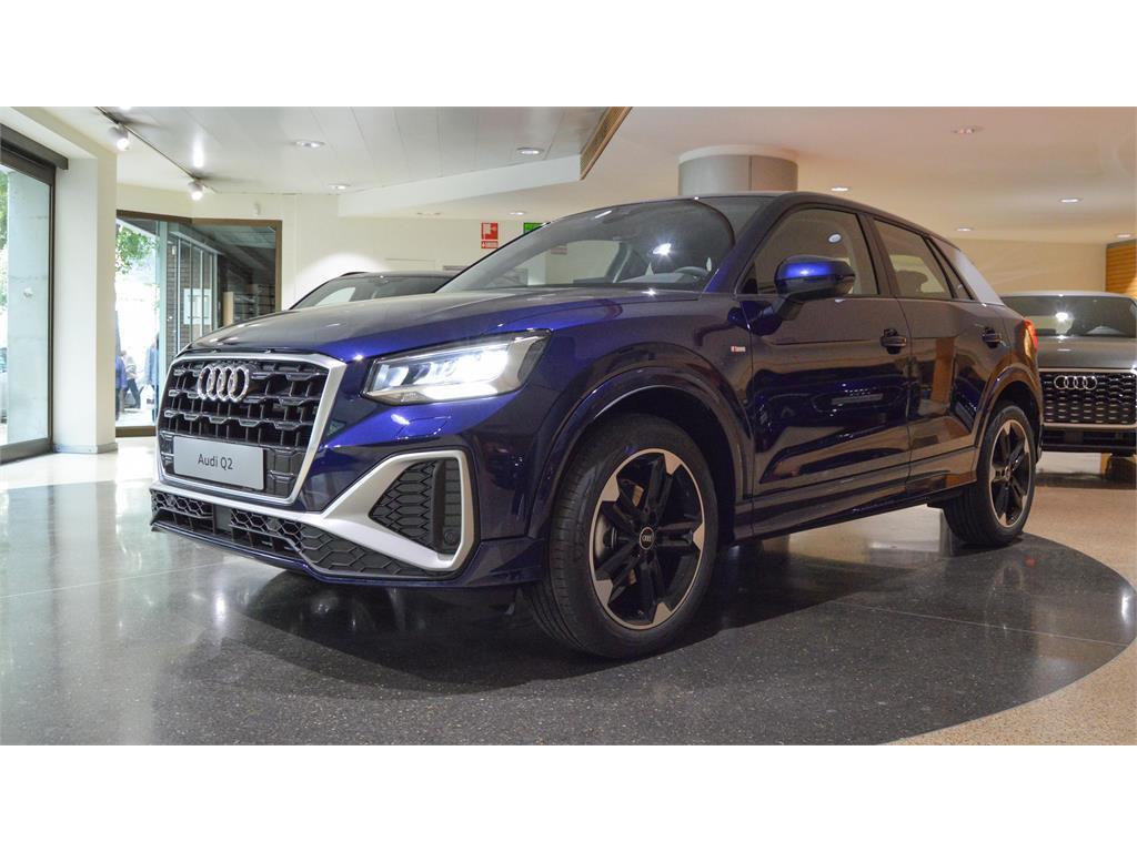 Audi Q2 Launch Edition 35 TFSI 110kW (150CV) S tronic