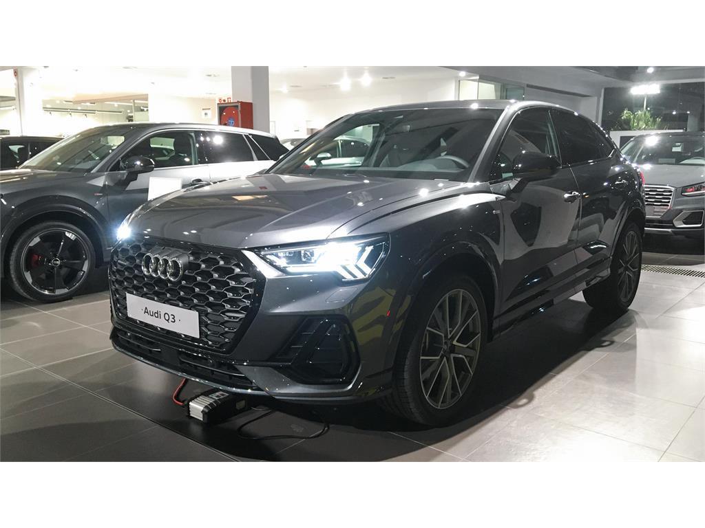 Audi Q3 Sportback 40 Tfsi Quattro Black Line Nuevo En Stock Por