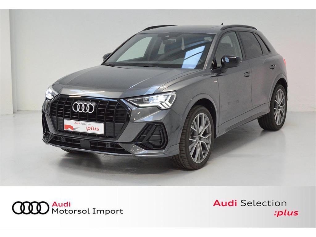 Audi Q3 Black line 35 TDI 110kW (150CV) S tronic