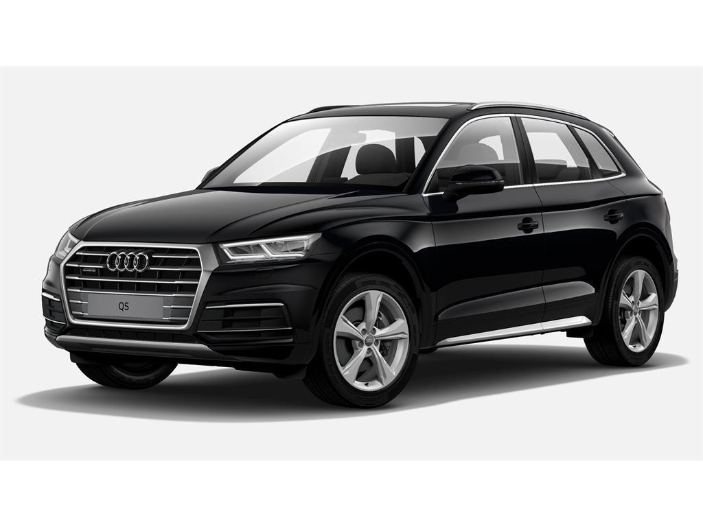 Audi Q5 Black line 2.0 TDI 140kW quattro S tron