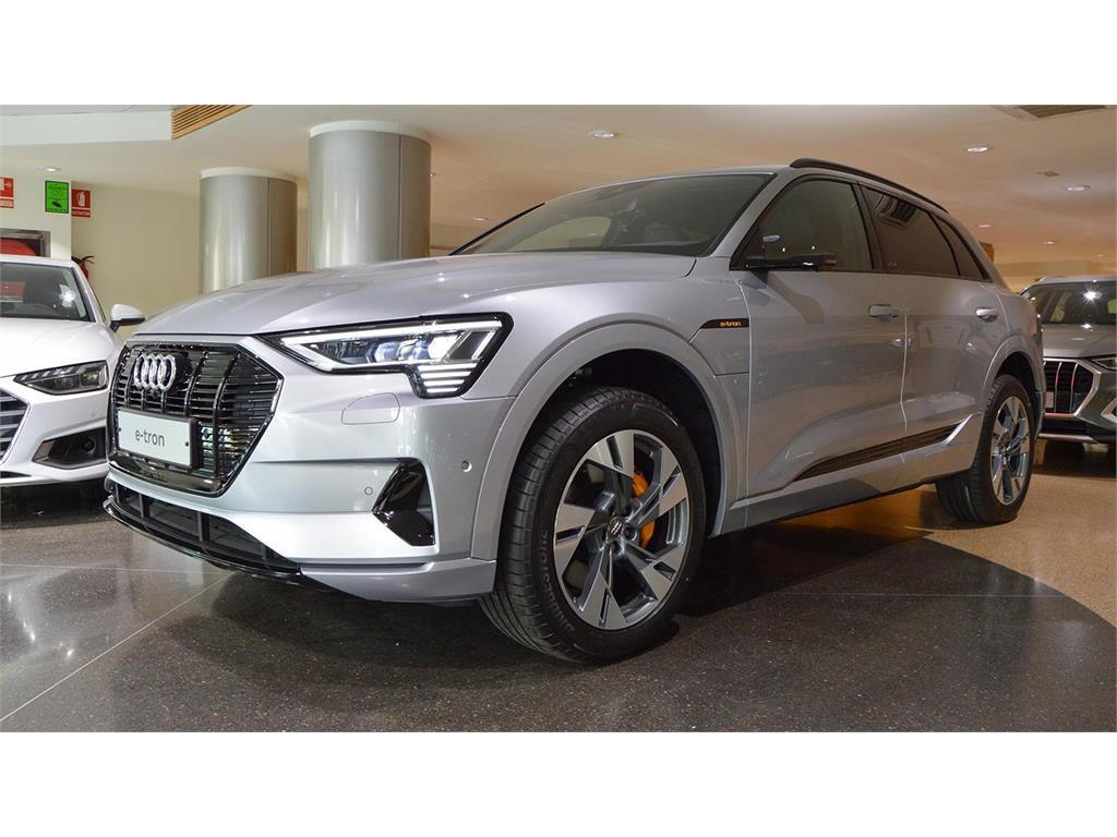 Audi e-tron 55 quattro Sport