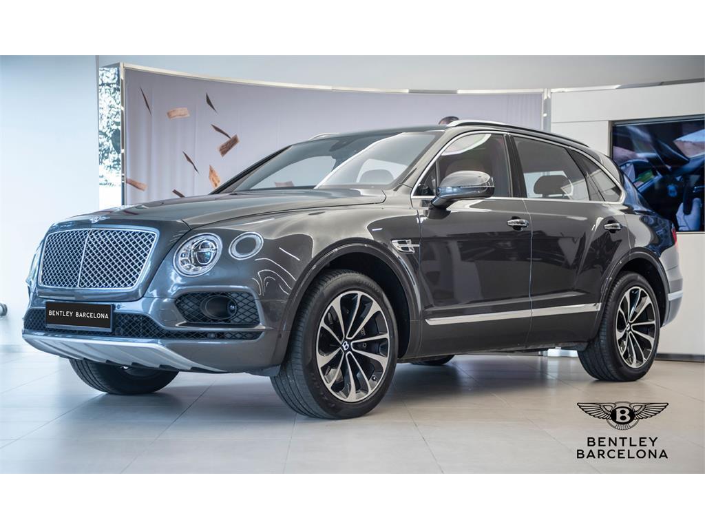 Bentley BENTAYGA Bentayga 6.0 W12 Mulliner