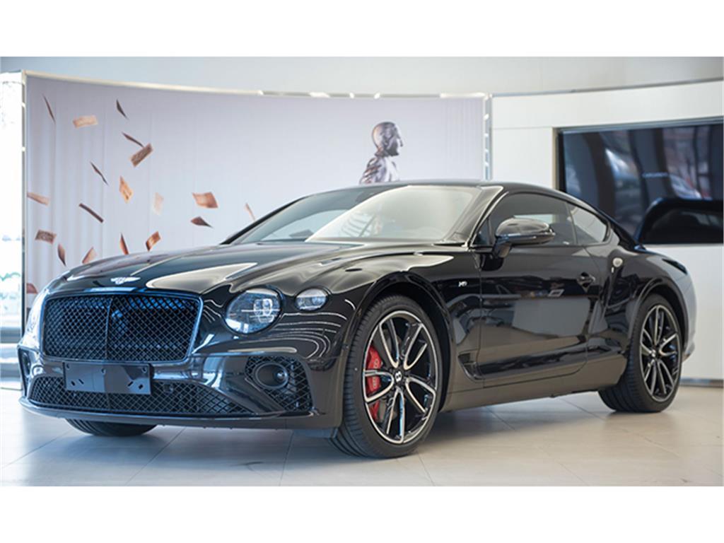 Bentley Continental V8 GT