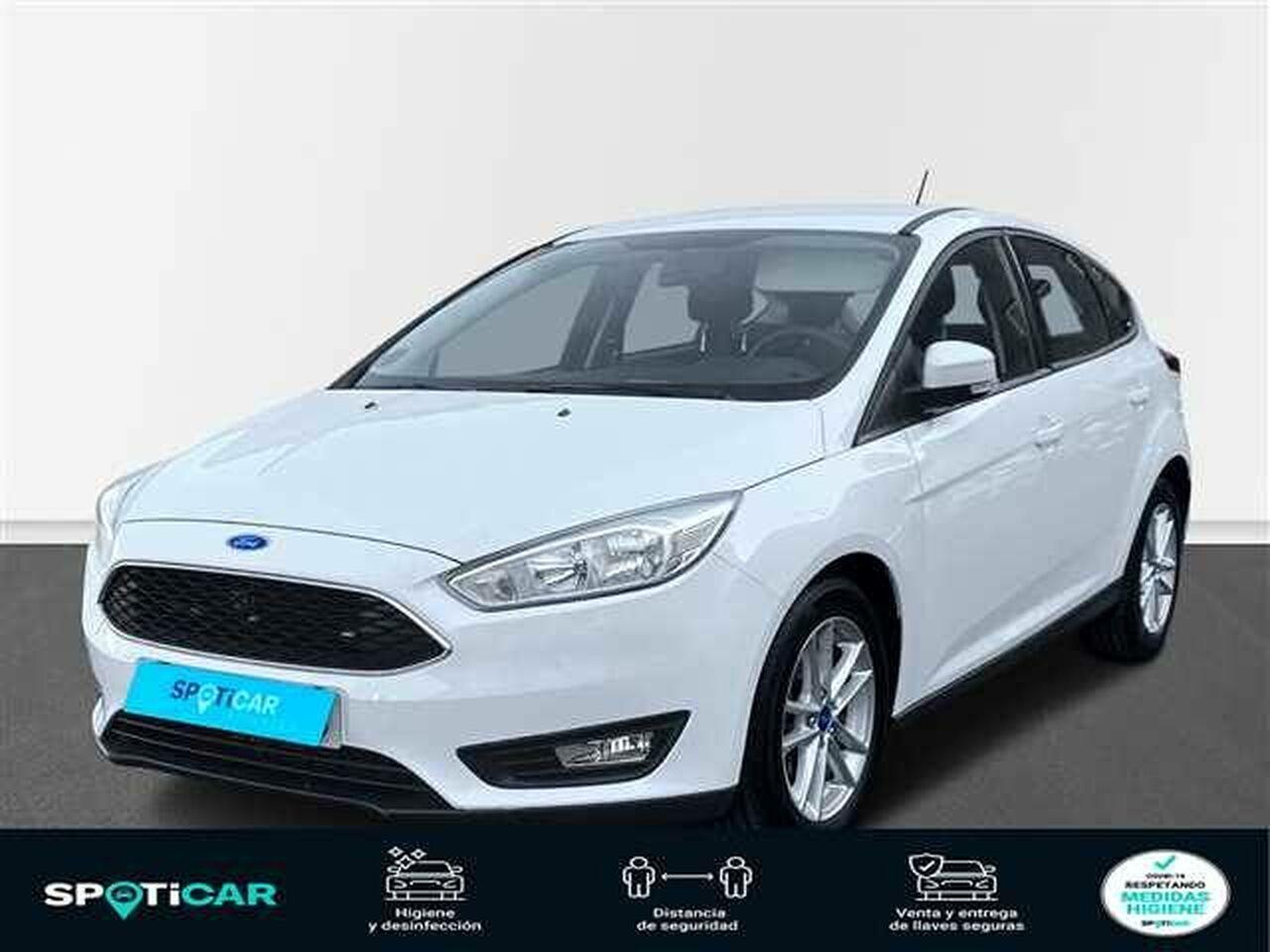 Ford Focus 1.5 TDCi 70kW Business