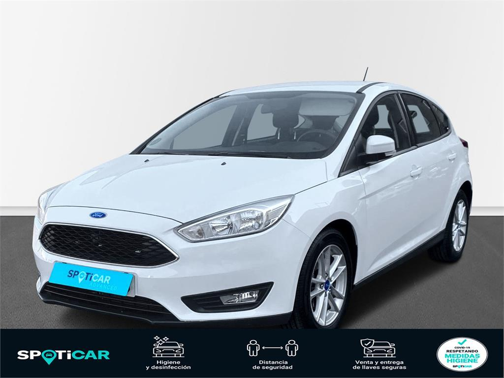 Ford Focus 1.5 TDCi E6 88kW Business