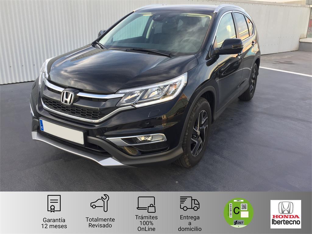 Honda CR-V 1.6 i-DTEC 88kW (120CV) 4x2 Elegance Nav