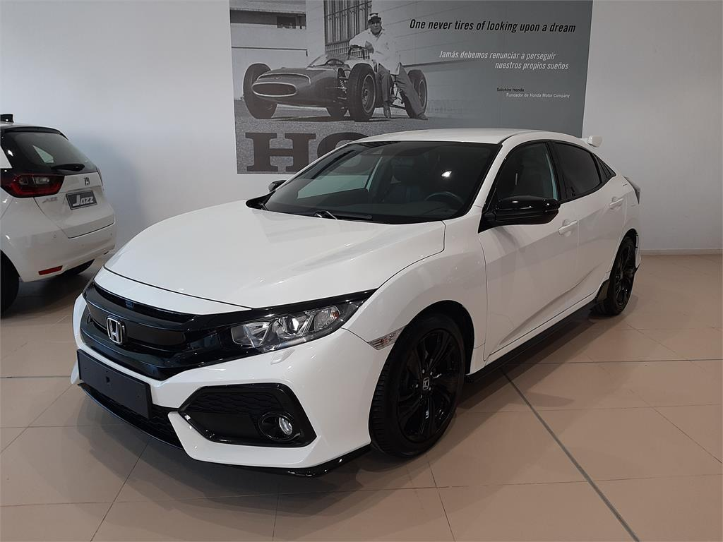Honda Civic 1.0 I-VTEC TURBO CVT DYNAMIC NAV