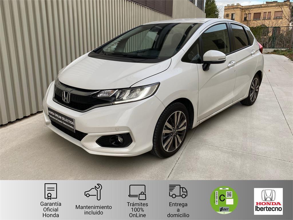 Honda Jazz 1.3 i-VTEC Elegance Navi