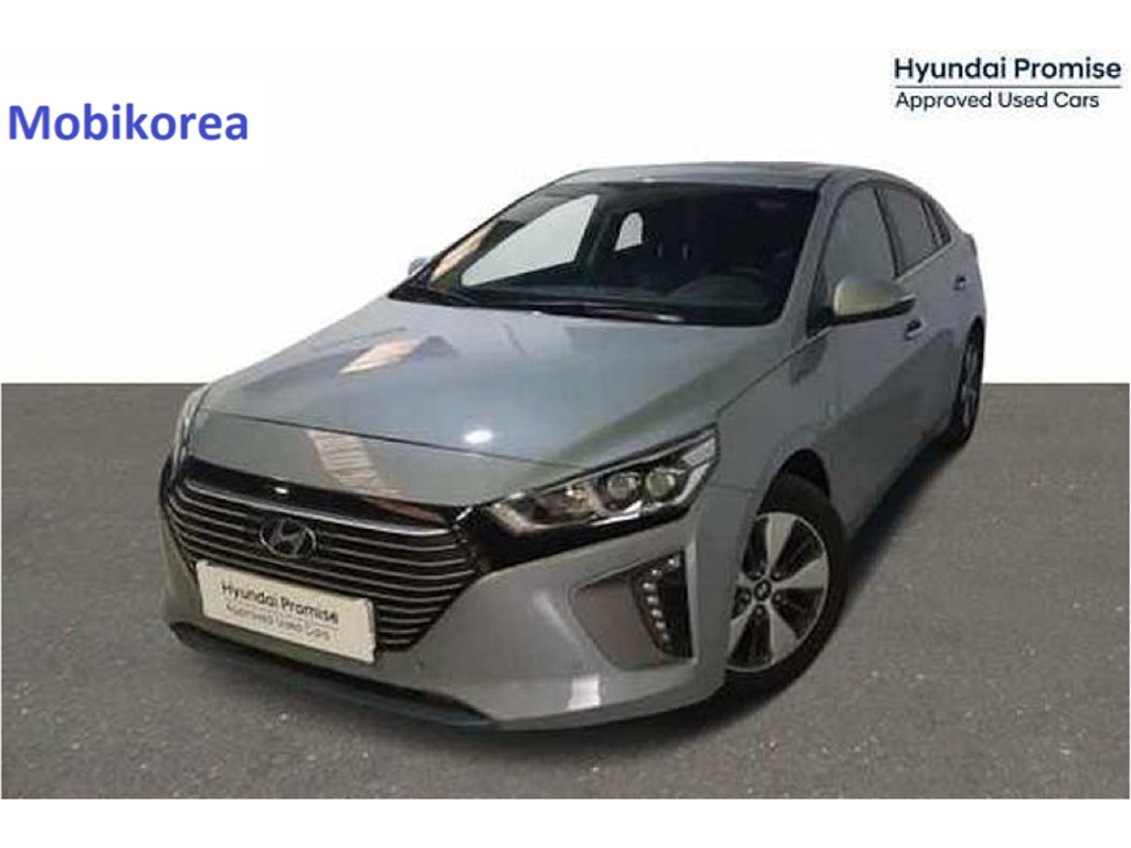 Hyundai Ioniq PHEV 1.6 GDI Style