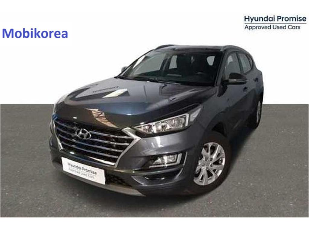Hyundai Tucson 1.6CRDI Klass 4x2