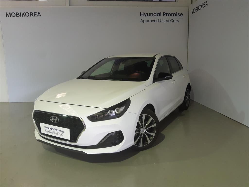 Hyundai i30 1.6 CRDI 85kW (116CV) Tecno