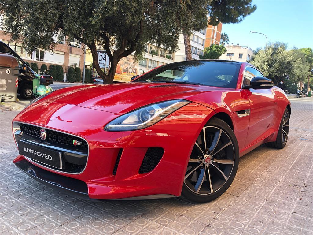 Jaguar F-Type 3.0 V6 S/C Coupé Auto RWD
